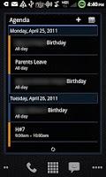 Screenshot of LauncherProPlus s23 HONEYCOMB2