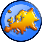 Flags of Europe 3D Free icon