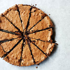 Chocolate Tart with Pine Nuts Recipe
