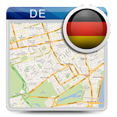 Download Germany Offline Road Map Guide APK to PC