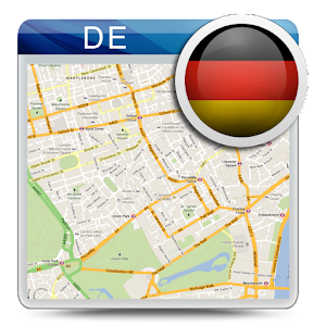 Germany Offline Road Map Guide
