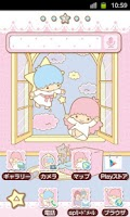 Screenshot of SANRIO CHARACTERS Theme28