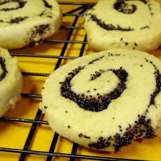 Hungarian Poppy Seed Cookies