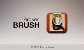 Screenshot of Broken Brush
