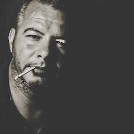 by Zyad Al-Kadiki - People Portraits of Men