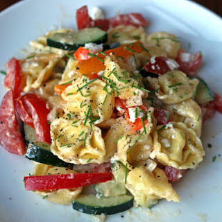 Dinner Tonight: Tortellini Pasta Salad
