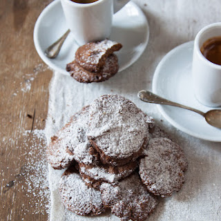 Hazelnut, Barley And Cocoa Cookies