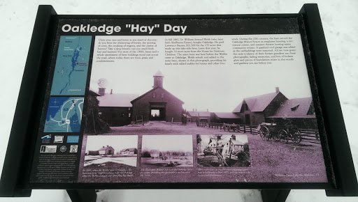 Oakledge Hay Day