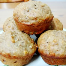 Choice Apple and Banana Muffins