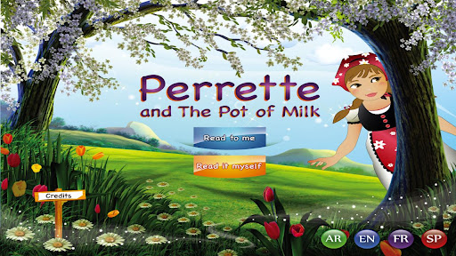 Perrette and the Pot of Milk