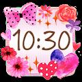 Cute Clock Widget 2 【FREE】 APK baixar