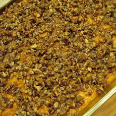 Low Fat Sweet Potato Casserole