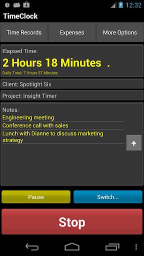 【免費商業App】TimeClock - Time Tracker-APP點子
