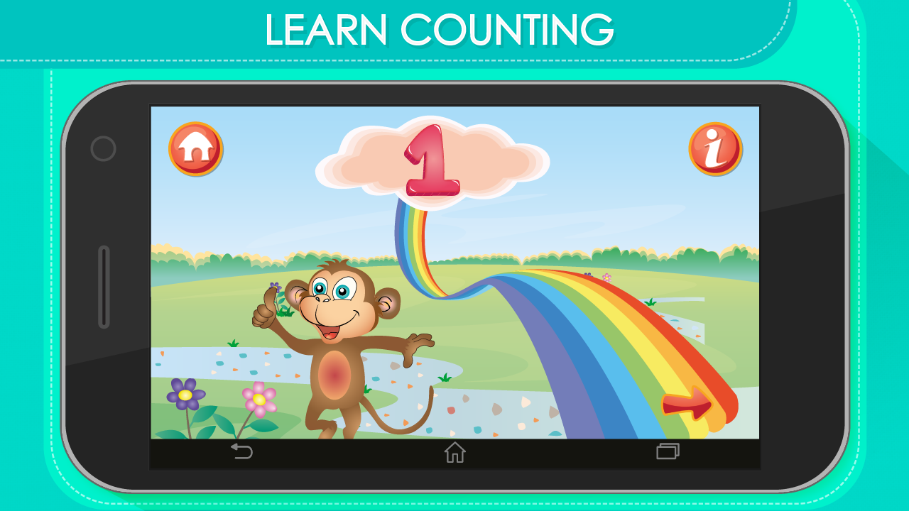 Kids Math Count Numbers Game Screenshot 9