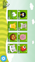 Screenshot of Animals Memory Game Lite