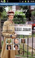 Screenshot of Eastenders Soundboard