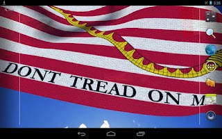 Screenshot of DONT TREAD ON ME (LWP Free)