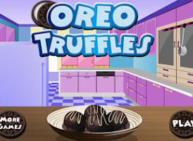 Screenshot of Candy maker - Oreo Truffel