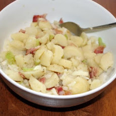 Kartoffelsalat (German Potato Salad)
