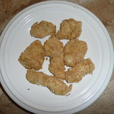 Jamie Oliver Crunchy Garlic Chicken Nuggets