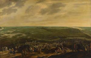 RIJKS: Pauwels van Hillegaert: painting 1635