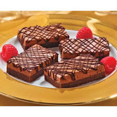 Chocolate Truffle Mousse Bars