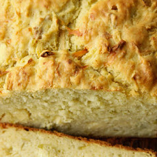 Apple and Cheddar Quick Bread