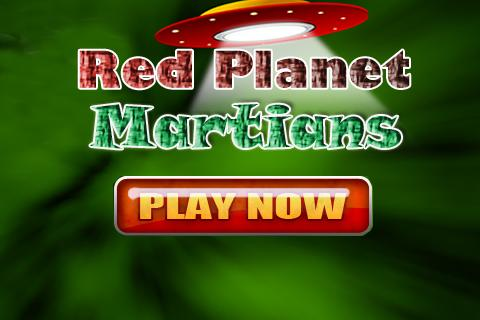 Red Planet Martians