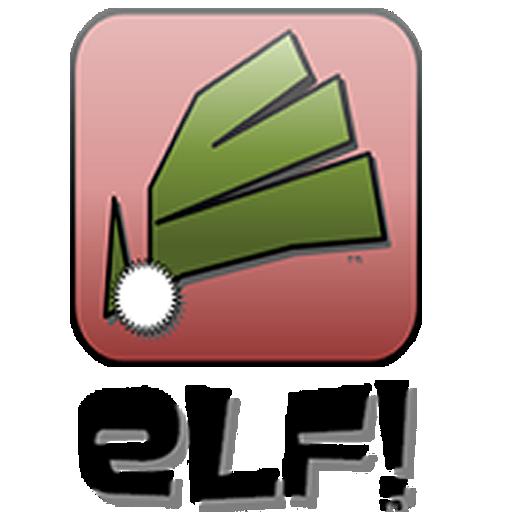 Gift App ELF! LOGO-APP點子