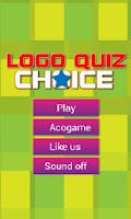 Screenshot of Logo Quiz Choice