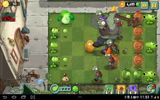 Screenshot of Plants vs. Zombies™ 2