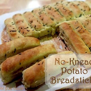 Potato Breadstick Recipes