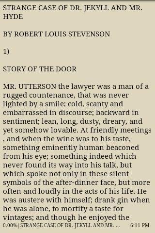 玩免費書籍APP|下載Strange Case of Dr Jekyll ... app不用錢|硬是要APP
