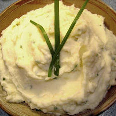 Glorious Mashed Potatoes