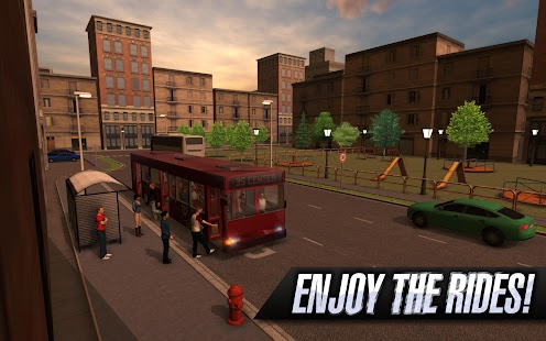 Bus Simulator 2015- screenshot thumbnail
