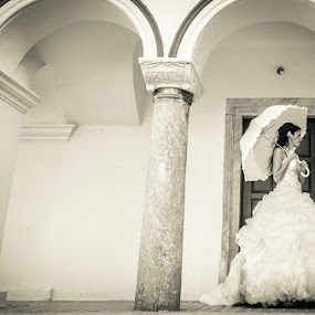 by Sofia Camplioni - Wedding Bride