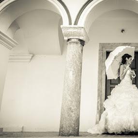 by Sofia Camplioni - Wedding Bride