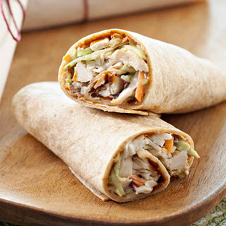 BBQ Ranch Wraps