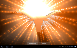 Screenshot of Texas Longhorns LWPs & Tone