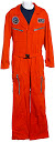 Steve Wassenfelder's Orange ISO Flight Jumpsuit