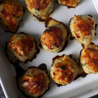 Ground Chicken Meatballs Baked Recipes