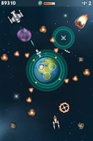 Screenshot of Orbital Defender Full