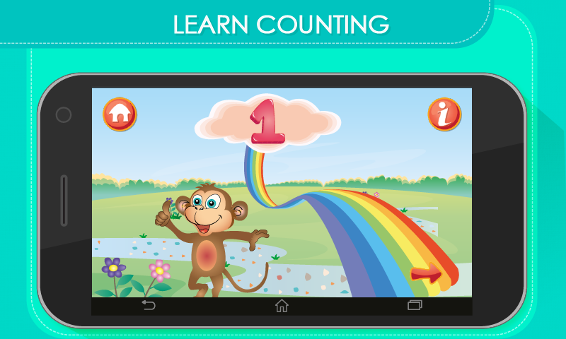 Kids Math Count Numbers Game Screenshot 1