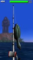 Screenshot of Big Dino Fishing 3D