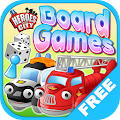 Game Paulie and Fiona Board Games L APK for Kindle