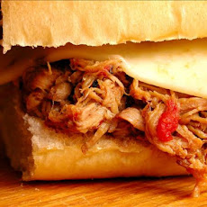 Crock Pot Pork Sandwiches