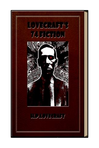 Lovecraft's 74 Fiction
