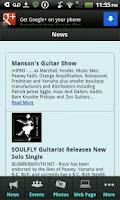 Screenshot of Yamaha Guitar