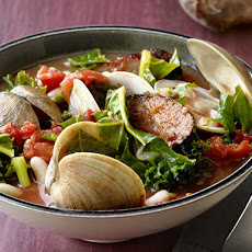 Sausage and Clam Soup