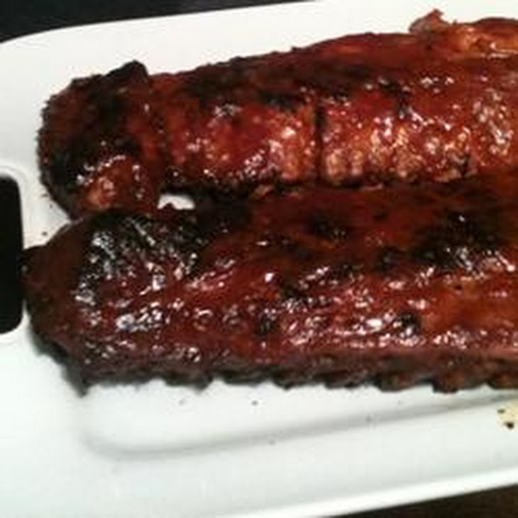 Southern Grilled Barbecued Ribs Recipes — Dishmaps